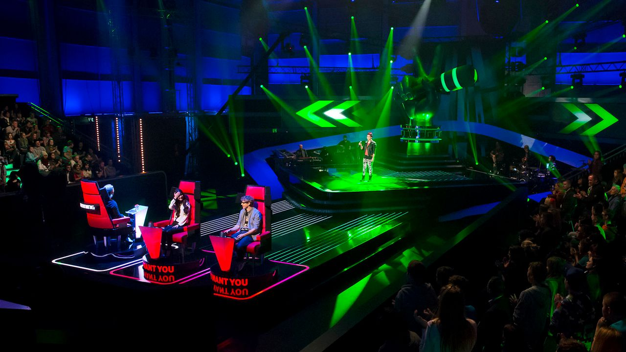 The-Voice-Kids-epi03-danach-Louisa-SAT1 - Bildquelle: SAT.1