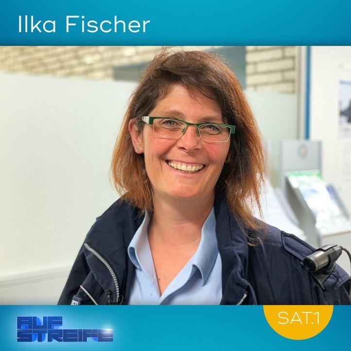 Ilka Fischer - Bildquelle: SAT.1