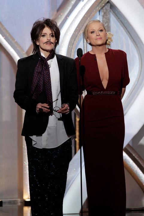 Tina Fey und Amy Poehler - Bildquelle: +++(c) dpa - Bildfunk+++ Verwendung nur in Deutschland