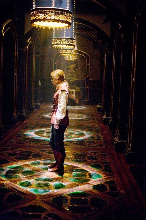 Muss erneut den Kampf gegen das Böse aufnehmen, um Narnia zu retten: Lucy (Georgie Henley) ... - Bildquelle: Phil Bray 2009 Twentieth Century Fox Fim Corporation and Walden Media LLC. All rights reserved.