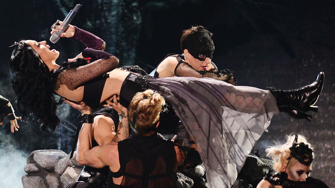 Grammy-Awards-Katy-Perry-14-01-26-AFP - Bildquelle: AFP