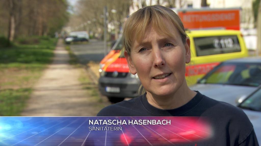 Sanit+ñterin - Natascha Hasenbach - Bildquelle: SAT.1