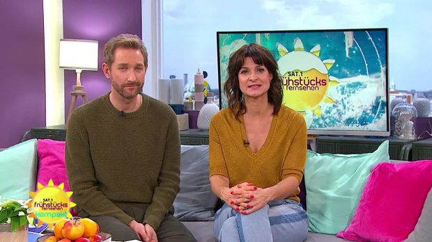 Frühstücksfernsehen - Frühstücksfernsehen - 09.01.2020: Das Royale Paar Tritt Zurück Und Ein Polizist Spricht Klartext