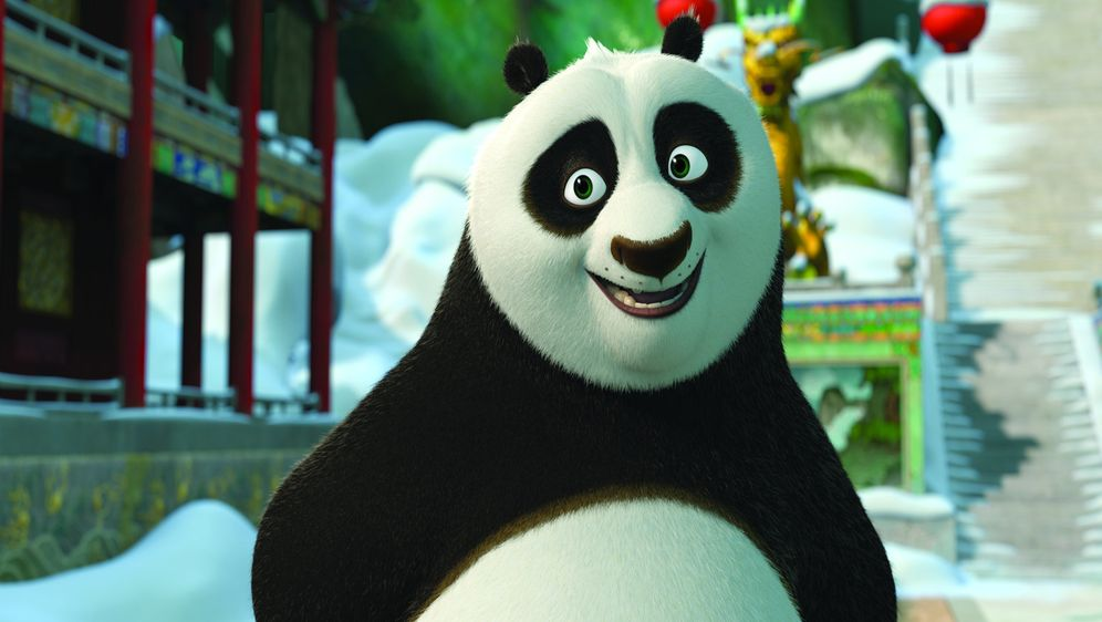 Kung Fu Panda: Ein schlagfertiges Winterfest - Bildquelle: 2008 DREAMWORKS ANIMATION LLC. ALL RIGHTS RESERVED.