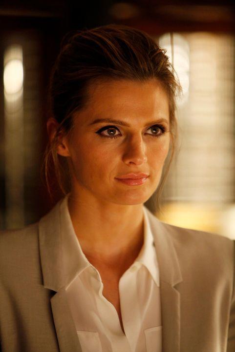 Seltsame Dinge geschehen und Kate Beckett (Stana Katic) weiß nicht so recht, ob sie an ihrem Verstand zweifeln soll oder nicht ... - Bildquelle: ABC Studios