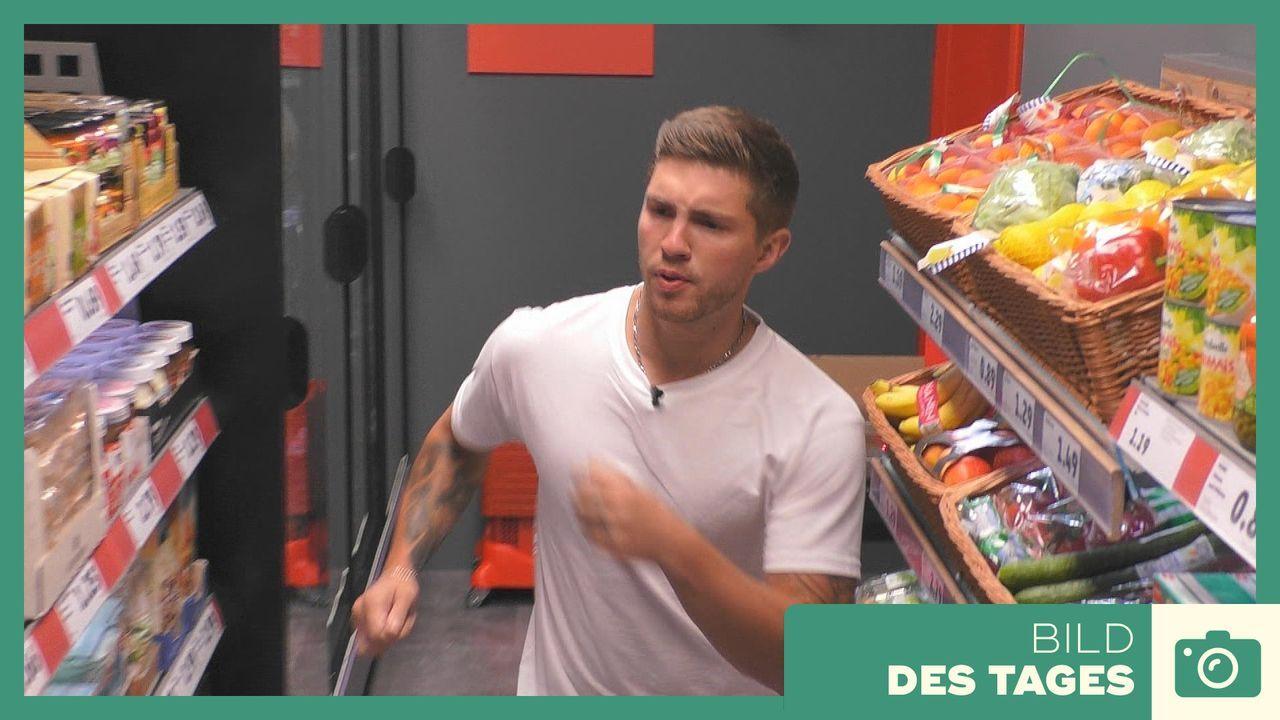 """""""Promi Big Brother"""" 2019: Joey Einkaufen Tag 12 - Bildquelle: SAT.1"""