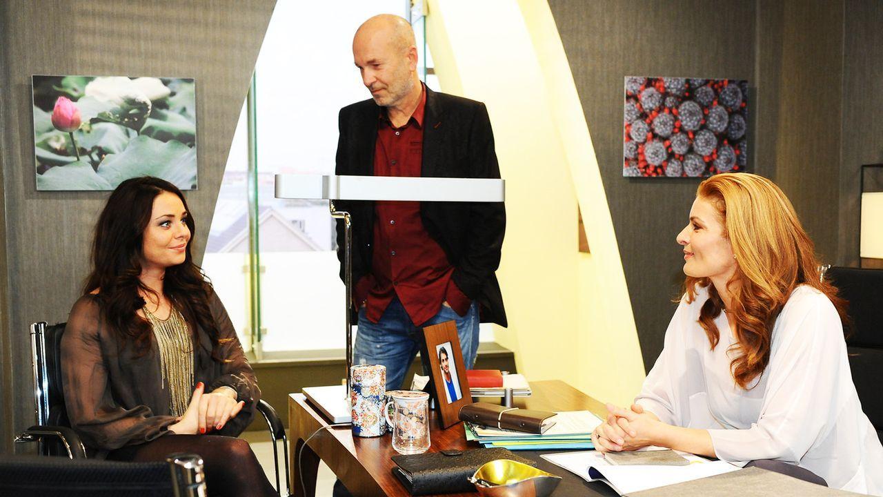 Anna-und-die-Liebe-Folge-867-02-Sat1-Oliver-Ziebe - Bildquelle: SAT.1/Oliver Ziebe