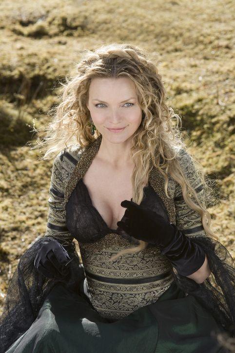 Sobald sie einen Zauber spricht, altert ein Körperteil der Hexe Lamia (Michelle Pfeiffer). Damit sie ihre Jugend bewahren kann, muss sie die Sterns... - Bildquelle: 2006 Paramount Pictures. All Rights Reserved.