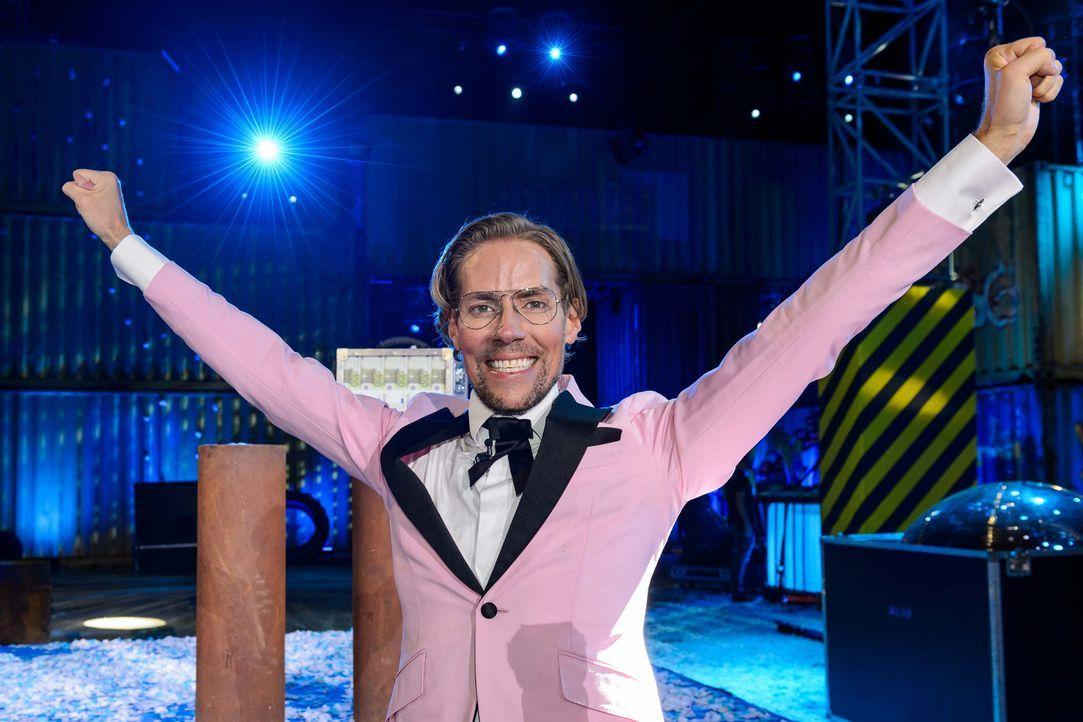 Jens Hilbert ist der Gewinner von Promi Big Brother 2017 - Bildquelle: SAT.1