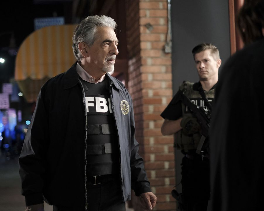 David Rossi (Joe Mantegna) - Bildquelle: Eddy Chen 2019 CBS Broadcasting, Inc. All Rights Reserved/Eddy Chen