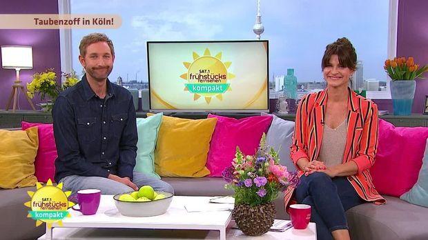Frühstücksfernsehen - Frühstücksfernsehen - 26.05.2020: Eine Reise Um Die Welt, Vernachlässigte Schüler & Streit Um Tauben
