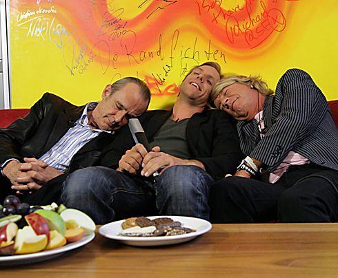 Bildergalerie Status Quo im Frühstücksfernsehen - Bildquelle: Ingo Gauss - SAT 1
