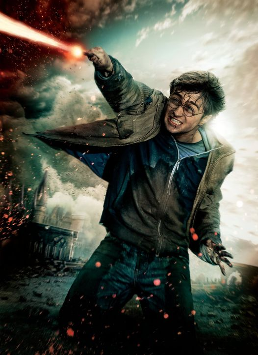 Harry Potter und die Heiligtümer des Todes - Teil 2 - Artwork - Bildquelle: Warner Bros. Entertainment Inc.