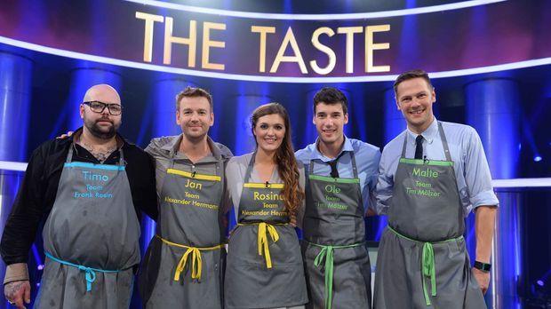 The Taste Staffel 1