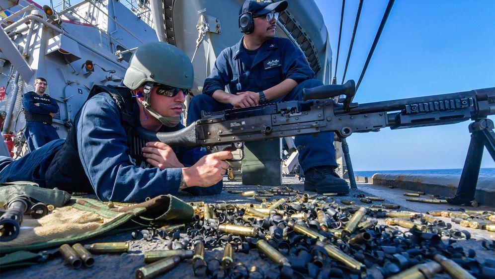 - Bildquelle: US Navy/dpa