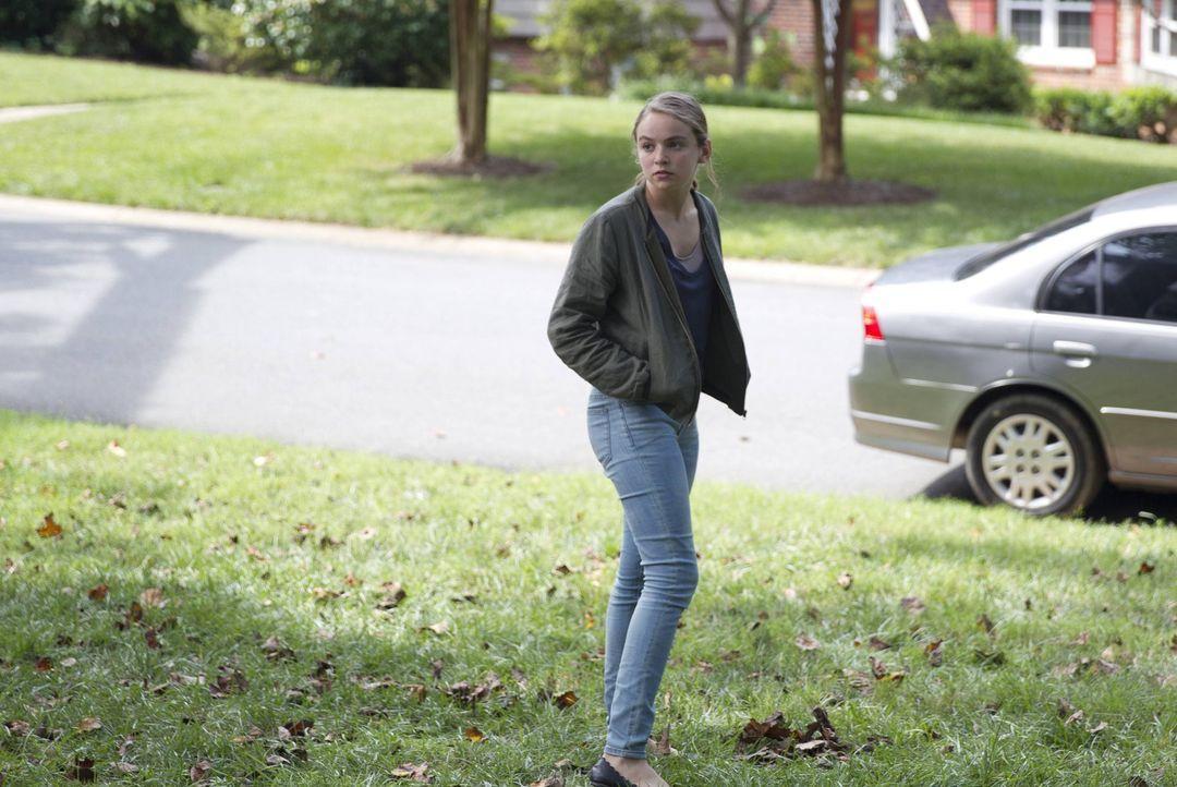 Während Carrie von Javadis Männer entführt wurde, trifft Dana (Morgan Saylor) eine Entscheidung, die das Leben der Brody-Familie komplett auf den Ko... - Bildquelle: 2013 Twentieth Century Fox Film Corporation. All rights reserved.