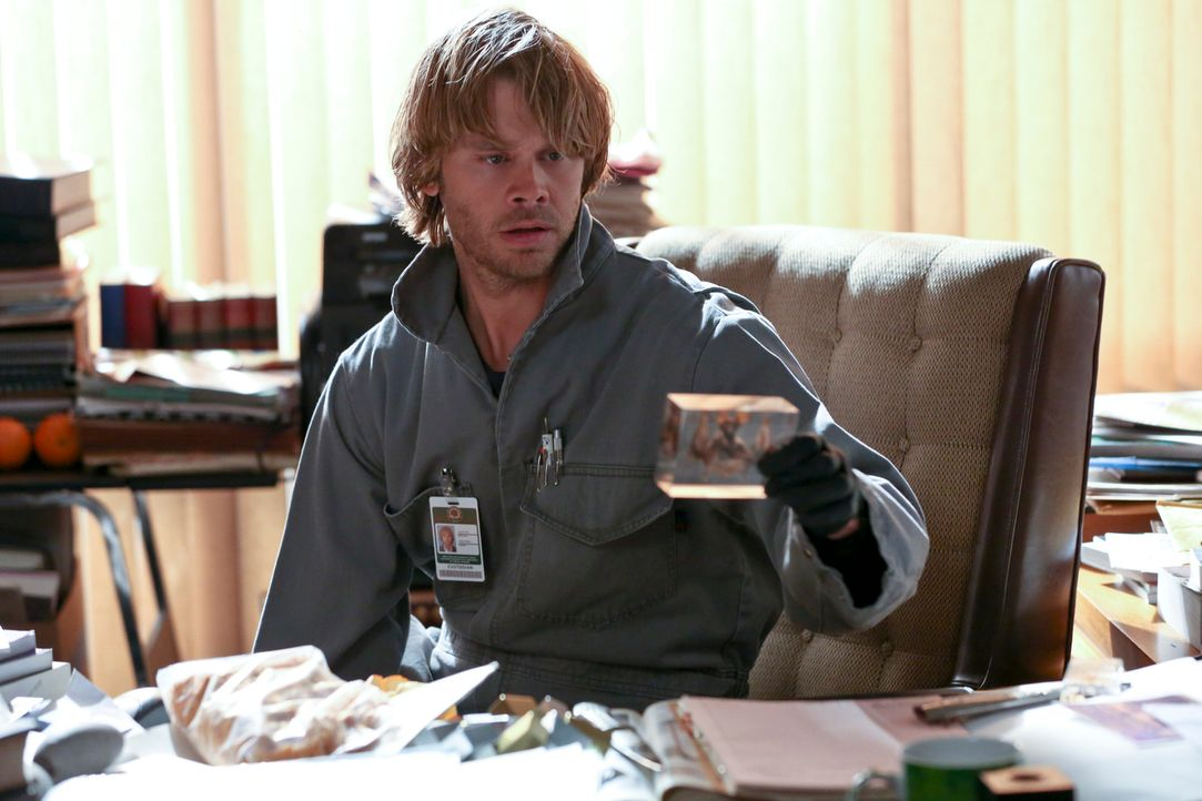 Bei den Ermittlungen: Deeks (Eric Christian Olsen) ... - Bildquelle: CBS Studios Inc. All Rights Reserved.