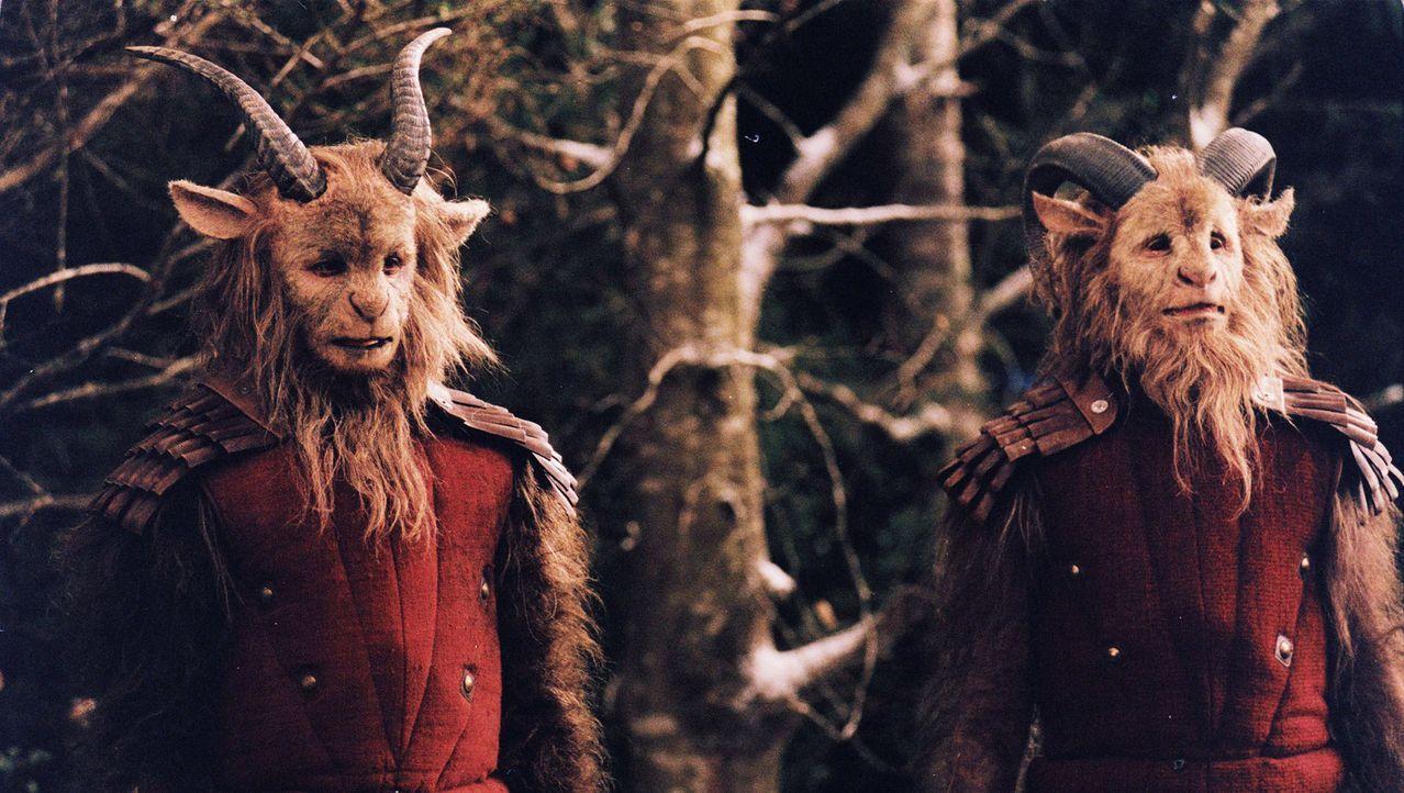 """Zu den merkwürdigen Bewohnern von Narnia gehören unter anderem auch die """"Satyr"""" ... - Bildquelle: Disney Enterprises. All rights reserved"""