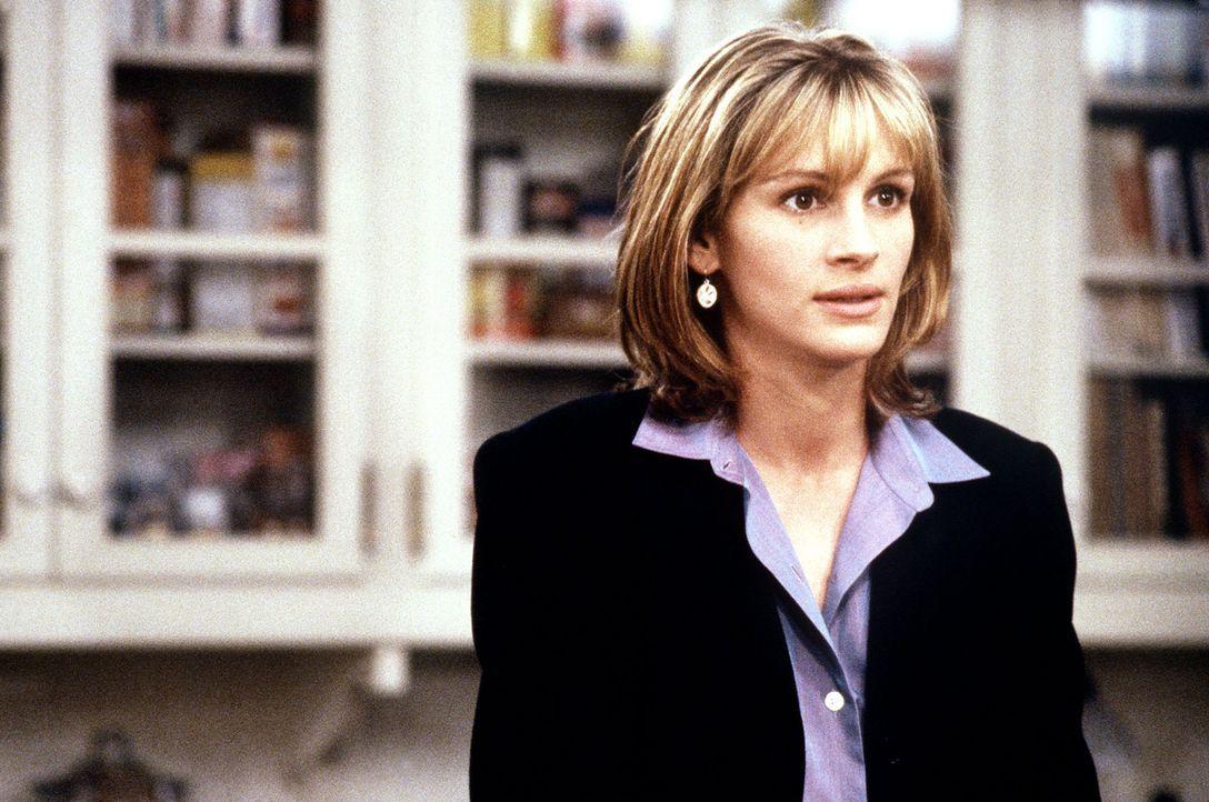 Isabel (Julia Roberts) ist eine erfolgreiche Modefotografin. Als sie sich in einen geschiedenen Mann verliebt, machen ihr die Kinder und die Ex-Frau... - Bildquelle: Columbia Pictures