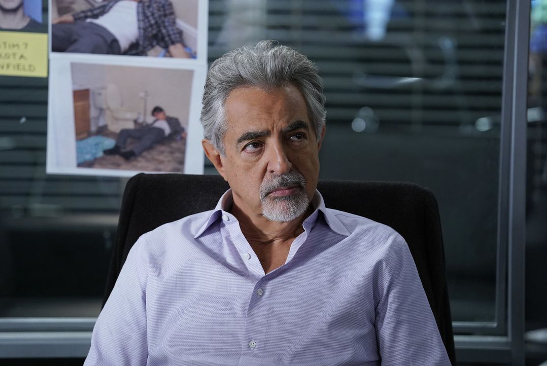 David Rossi (Joe Mantegna) - Bildquelle: Cliff Lipson 2018 CBS Broadcasting, Inc. All Rights Reserved/ Cliff Lipson