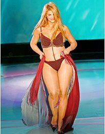 Und im Bikini in der Talk-Show von Oprah Winfrey!