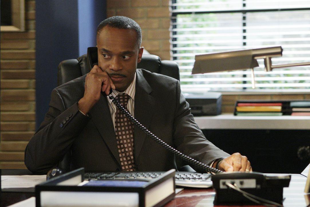 Ein Petty-Officier ist ermordet worden. Gibbs beginnt zu ermitteln und schon bald deckt er unglaubliche Zusammenhänge zwischen dem Mord an dem Pett... - Bildquelle: CBS Television