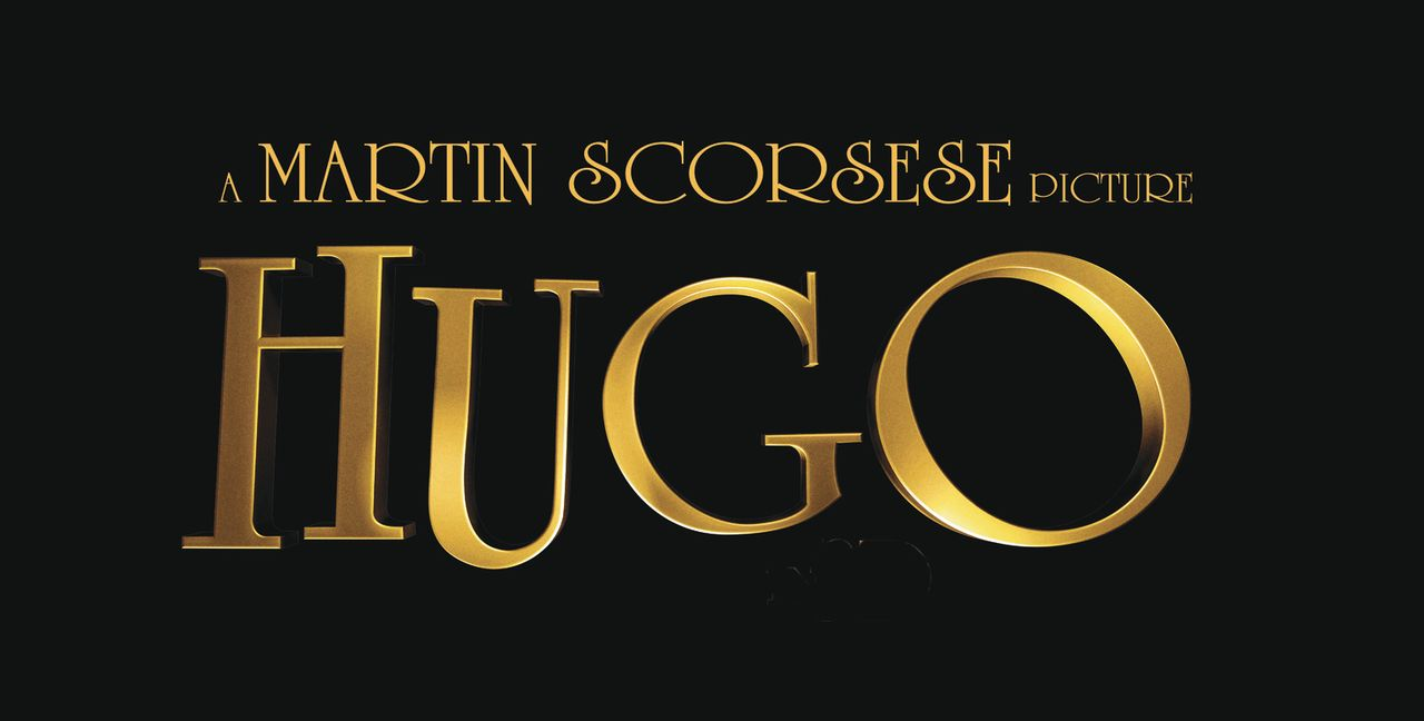 Die Entdeckung des Hugo Cabret - Originaltitellogo - Bildquelle: 2011 GK Films.  All Rights Reserved.