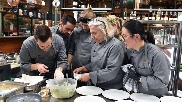 Top Chef Germany - Top Chef Germany - Staffel 1 Episode 1: Die Kulinarische Persönlichkeit