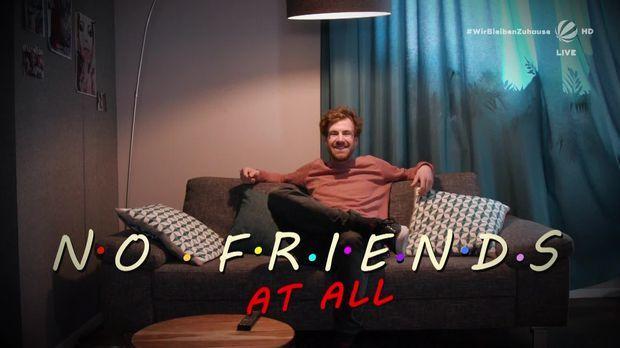 Luke, Allein Zuhaus - Luke, Allein Zuhaus - No Friends At All, Lukes Neue Sitcom!