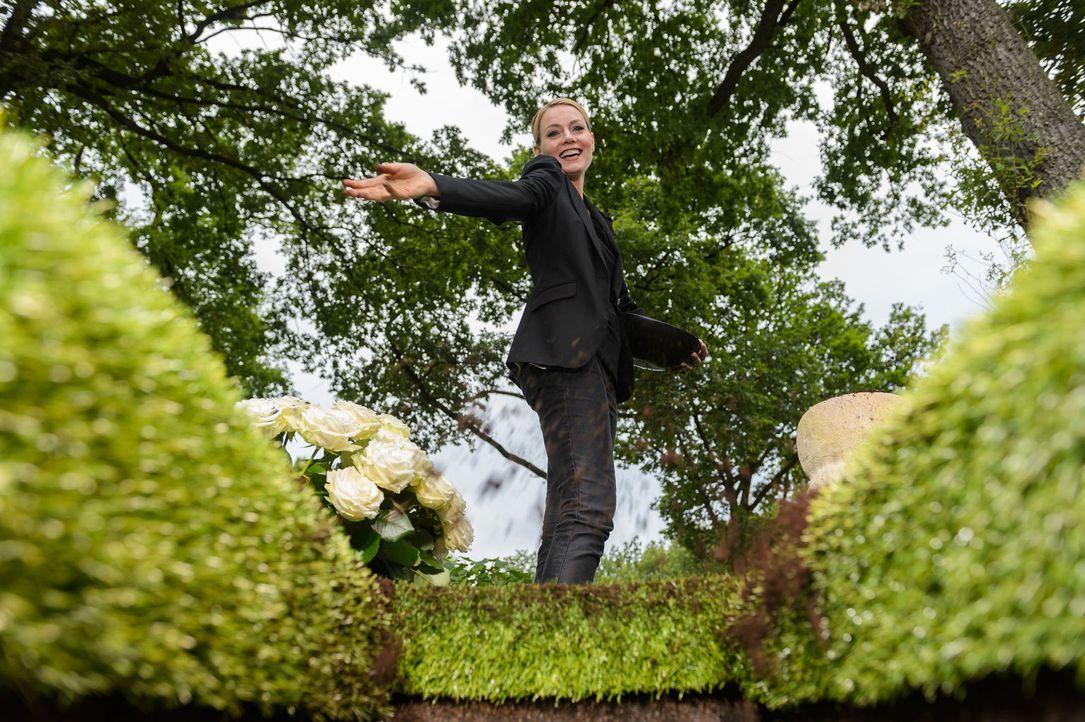 """(2. Staffel) - In """"Knallerfrauen"""" tut Martina Hill wonach ihr der Sinn steht - hemmungslos und unangepasst ... - Bildquelle: Willi Weber SAT.1"""