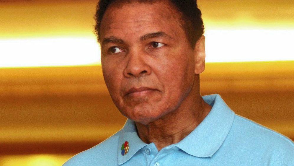 Ist Muhammad Ali Tot
