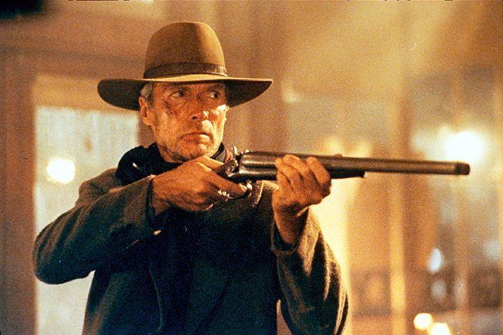 Nach dem Tod seiner Frau wird William Munny (Clint Eastwood) von seiner Vergangenheit eingeholt ... - Bildquelle: 1992 Warner Bros. Entertainment Inc. All rights reserved.