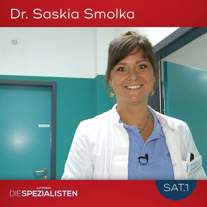 Saskia Smolka - Bildquelle: SAT.1