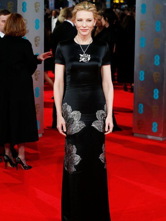 BAFTA-Cate-Blanchett-14-02-16-AFP - Bildquelle: AFP