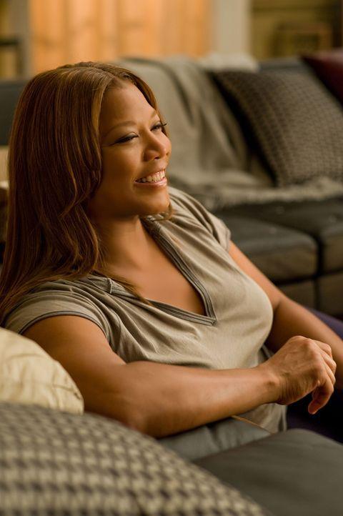 Obwohl die Physiotherapeutin Leslie Wright (Queen Latifah) nicht nur erfolgreich ist, sondern obendrein auch noch sympathisch und hübsch, ist ihr da... - Bildquelle: 2010 Twentieth Century Fox Film Corporation. All rights reserved.