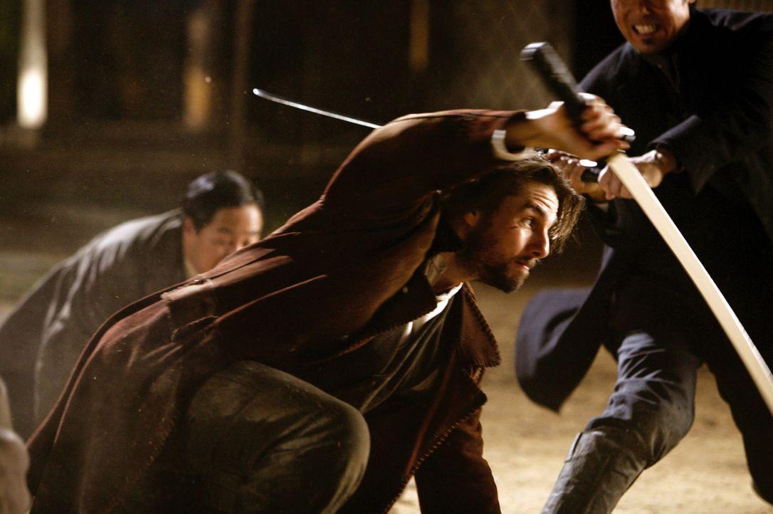 Der Bürgerkriegsveteran Nathan Algren (Tom Cruise) reist gegen Ende des 19. Jahrhunderts nach Japan, um dort die Truppen des Kaisers zu trainieren u... - Bildquelle: Warner Bros.