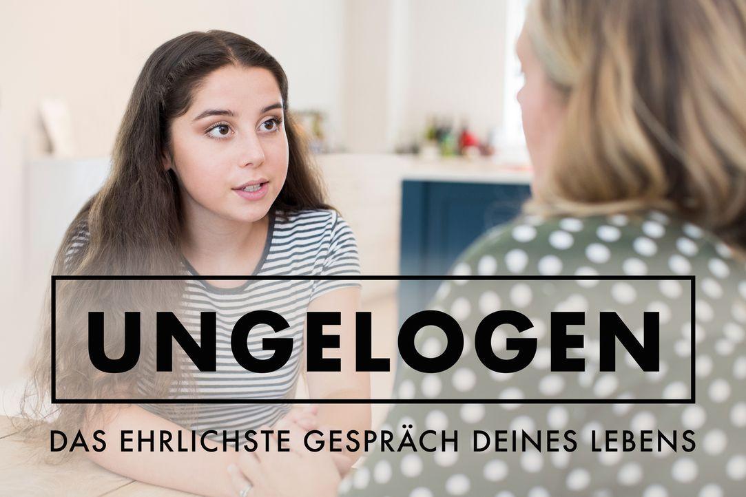 Ungelogen - das ehrlichste Gespräch deines Lebens - Logo - Bildquelle: SAT.1/istockphoto