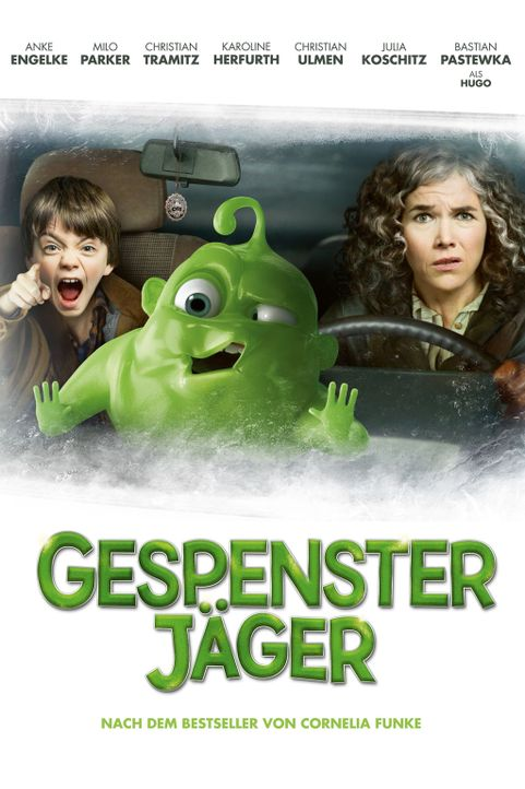 Gespensterjäger - Plakat - Bildquelle: 2014 Lucky Bird Pictures GmbH / Warner Bros. Entertainment GmbH / Immer Wieder Gerne Film GmbH / Lotus Film GmbH / Ripple World Pictures Ltd.