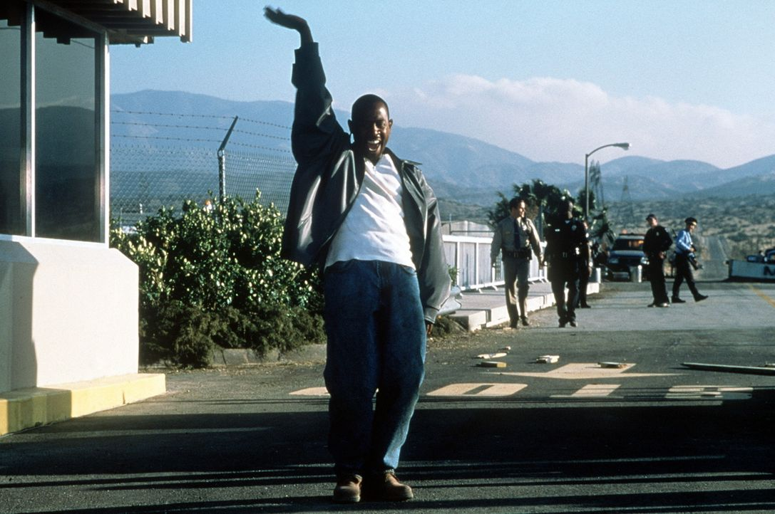 Die Beute seines letzten Coups hat der Juwelendieb Miles Logan (Martin Lawrence) im Lüftungsschacht einer Großbaustelle versteckt. Davon weiß nur er... - Bildquelle: Columbia Pictures
