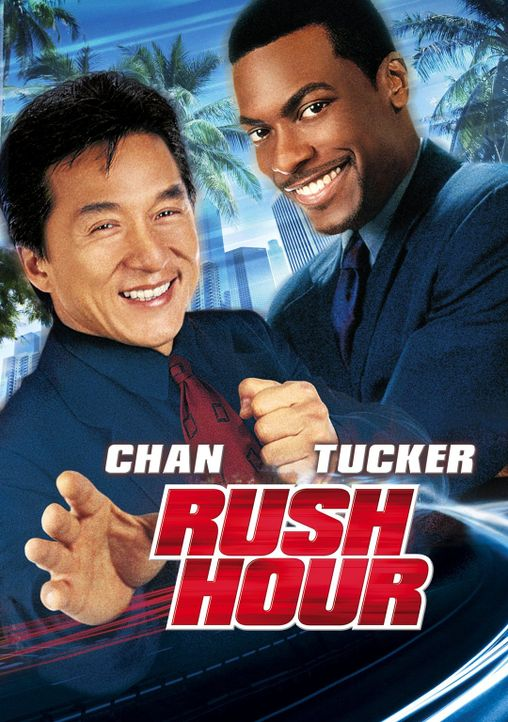 Rush Hour - Artwork - Bildquelle: Warner Bros.