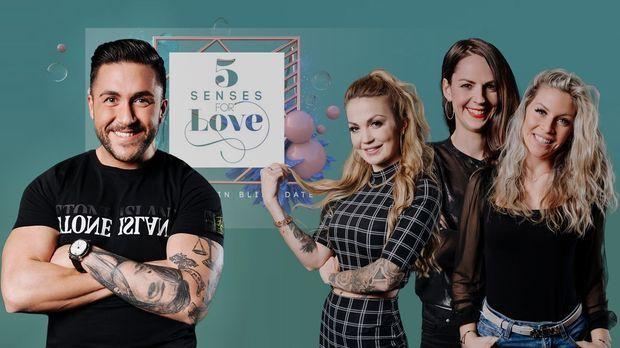 5 Senses For Love - 5 Senses For Love - Staffel 1 Episode 2: Das Fühlen Und Schmecken Sorgt Für Gefühlschaos!