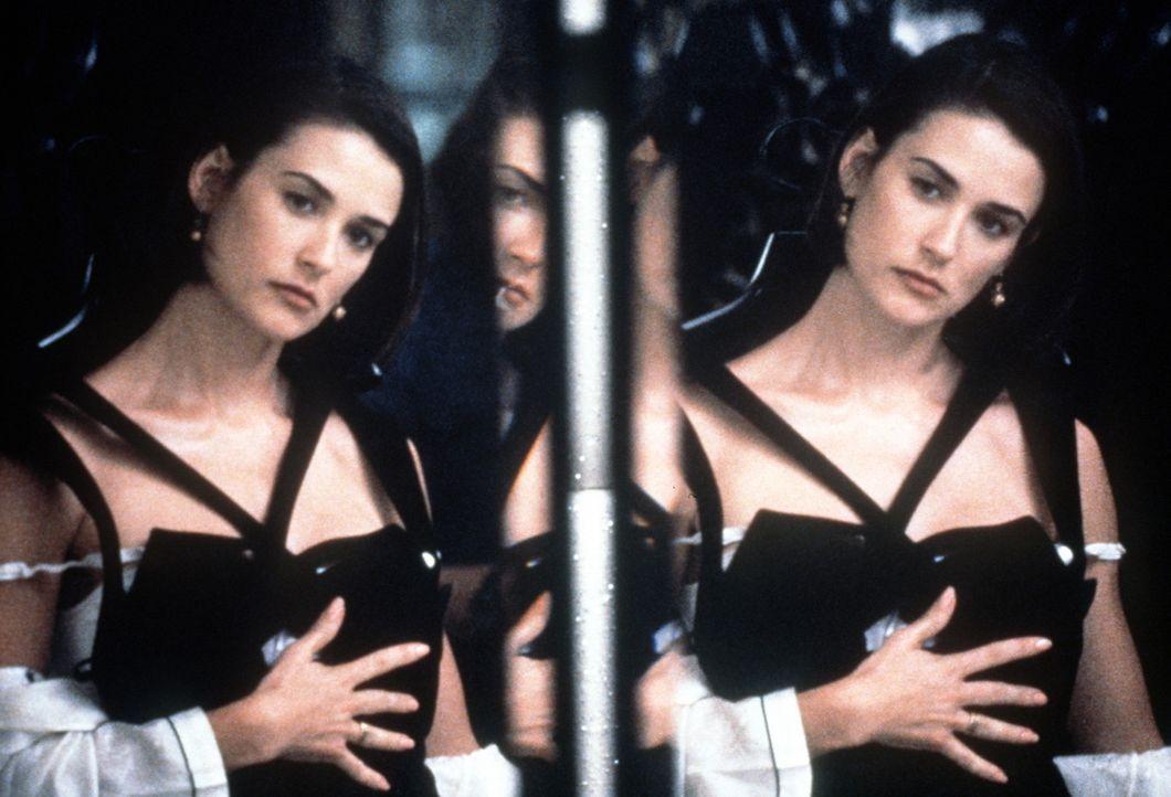 David und Diana (Demi Moore) sind jung und verliebt. Es fehlt nur ein wenig Geld, dann wäre das Glück vollkommen. Da kommt John Gage wie gerufen:... - Bildquelle: Paramount Pictures