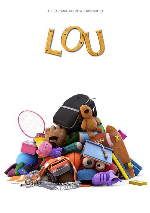 Pixars Lou - Artwork - Bildquelle: 2017 Disney Pixar. All Rights Reserved.