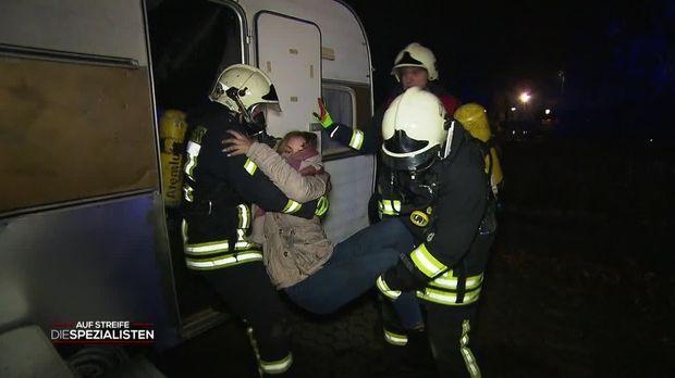 Auf Streife - Die Spezialisten - Auf Streife - Die Spezialisten - Feuer Gefangen
