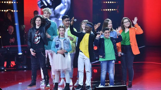 The Voice Kids - The Voice Kids - Staffel 7 Episode 10: Finale 2019