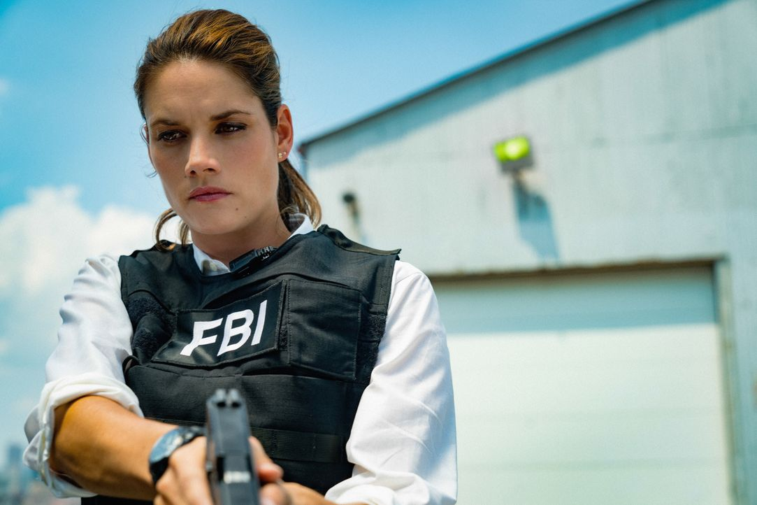 Special Agent Maggie Bell (Missy Peregrym) - Bildquelle: Mark Schafer 2019 CBS Broadcasting, Inc. All Rights Reserved. / Mark Schafer