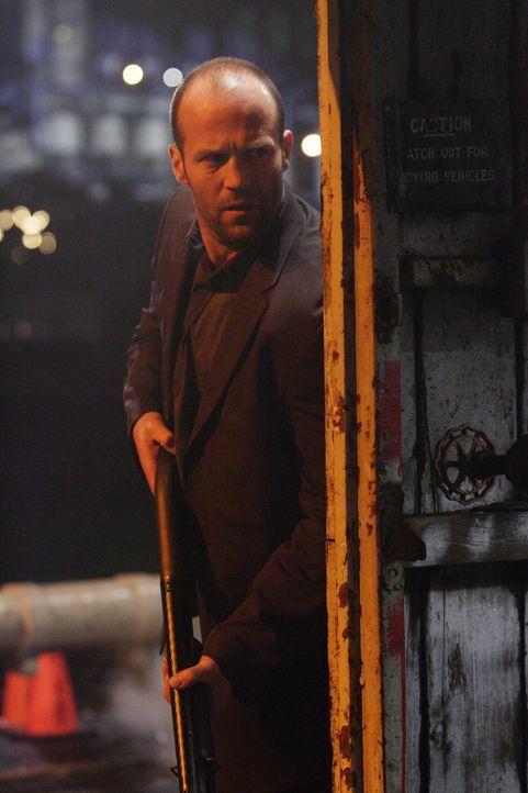FBI-Agent Jack Crawford (Jason Statham)  ist inzwischen Leiter der Abteilung für asiatisches, organisiertes Verbrechen und will nur noch eines: Auft... - Bildquelle: Constantin Film