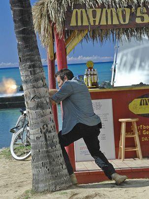Versucht alles, um seine entführte Schwester Mary zu retten: Steve (Alex O'Loughlin) - Bildquelle: CBS Studios Inc