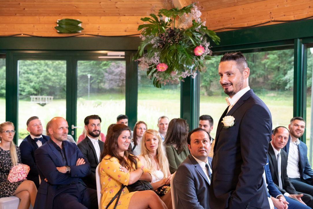 Samantha und Serkan: Die Hochzeit12 - Bildquelle: SAT.1 / Christoph Assmann