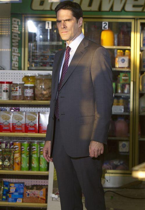 Noch haben Hotch (Thomas Gibson) und seine Kollegen keine Spur von Ray und Sydney ... - Bildquelle: ABC Studios